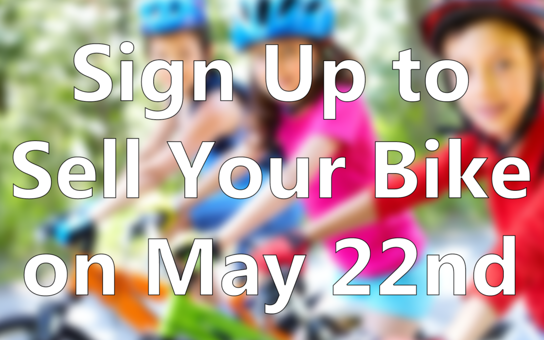 May 22nd 2021 Bike Swap Event – REGISTER HERE
